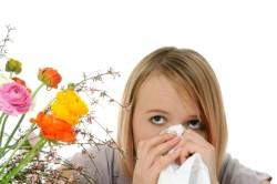 Аллергия - причина отека внутри уха