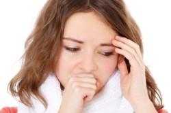 Приступообразный кашель как симптом гайморита