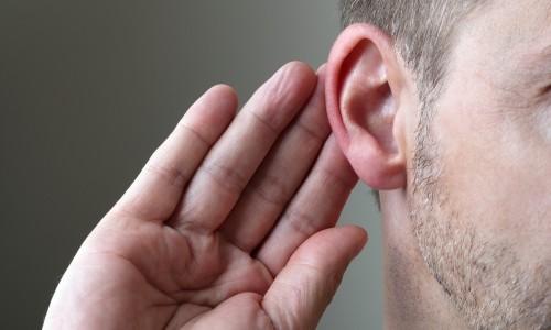 Ухудшение слуха - осложнение отита