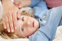 Повышенная температура при заболеваниях гланд