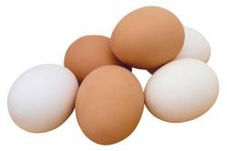 Прогревание уха вареным яйцом