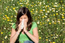 Аллергия - причина боли в носу