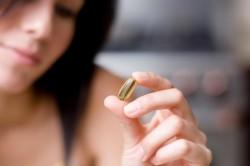 Прием антигистаминных препаратов при аллергическом насморке