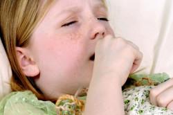 Кашель при заболевании аденоидов