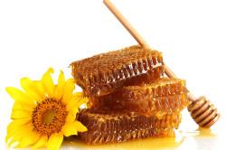 Лечение кашля мёдом