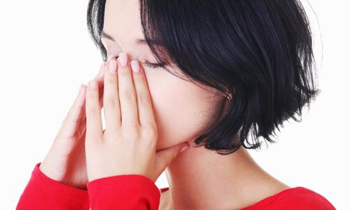 Проблема сухости слизистой носа
