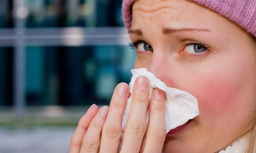 Боли внутри носа