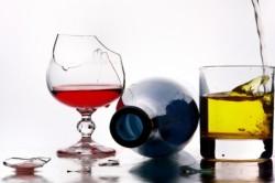 Вред алкоголя при мокроте в горле