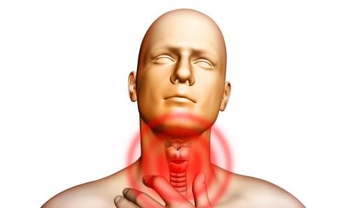 Боль в горле при наличии инфекции