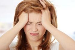 Головная боль как симптом ангины