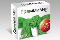 Лечение граммидином