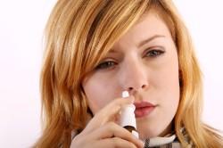 Сухость слизистой носа после применения капель от насморка