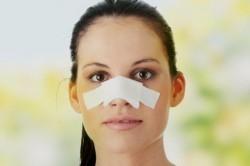 Согревающий компресс на нос