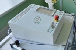 Лазерное устройство для удаления кисты в носу