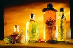 Эфирные масла для компресса