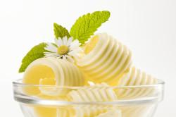 Польза сливочного масла при лечении аденоидов