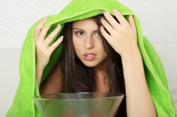Паровые ванны для восстановления обоняния