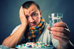 Простуда - причина потери обоняния