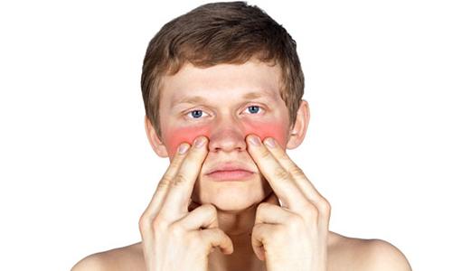 Воспаление пазух носа при синусите