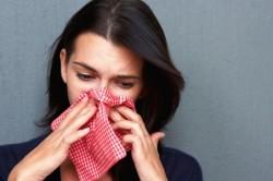 Синусит - причина боли в горле