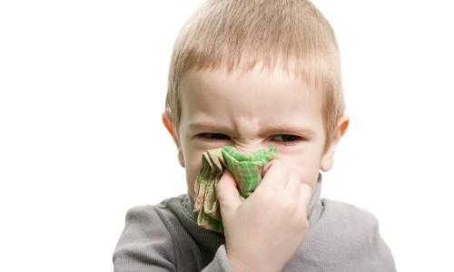 Проблема отека слизистой носа у детей