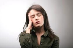 Мигрень - причина хлюпанья в ухе