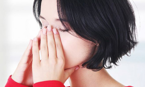 Проблема корочек в носу