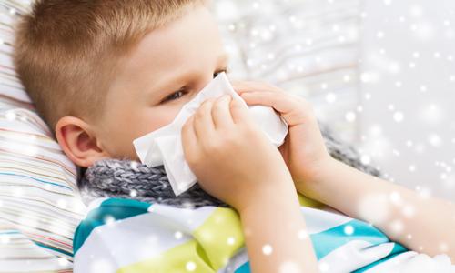 Что дать ребенку 6 месяцев от насморка