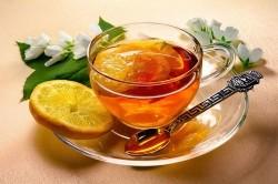 Польза горячего чая для горла