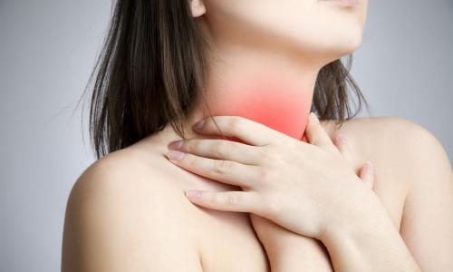 Проблема спазмов в горле