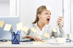Стресс - причина возникновения шума в ушах