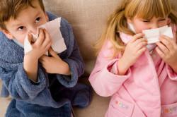 Простуда - причина чихания