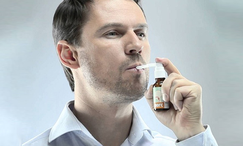 Спрей для лечения горла
