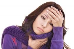 Боль в горле, слабость и температура при ангине