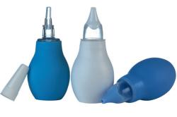 Аспиратор-спринцовка для очистки носа