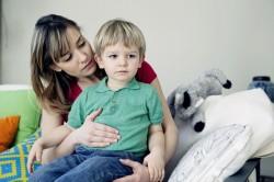 Боль в грудной клетке у ребенка при кашле