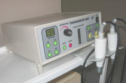 Лечение проблема гайморита лазером