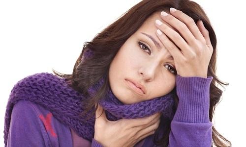 Необходимость лечения горла