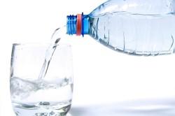 Употребление достаточного количества воды