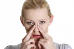 Заложенность носа - причина слизи в носоглотке
