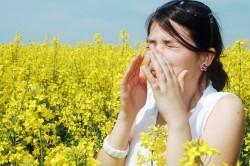 Аллергия - причина кашля
