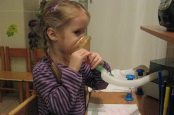 Ингаляции при лечении фарингита у детей