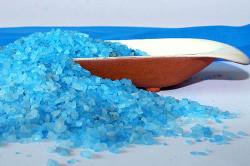 Морская соль для лечения гайморита