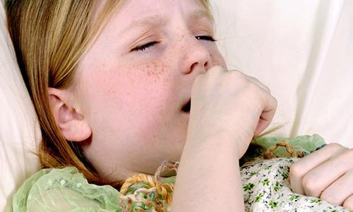 Опасность лающего кашля для ребенка