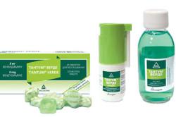 Тантум-верде для лечения ангины