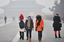 Влияние грязного воздуха на легкие