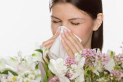 Аллергия - причина ринита