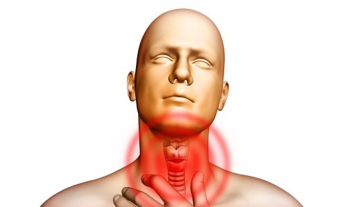 Проблема сухости в горле
