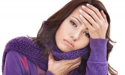 Проблема хронического ларинготрахеита