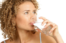 Соблюдение питьевого режима при ангине